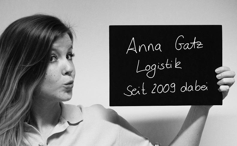 Anna: in diesem Jahr seit 9 Jahren dabei. Foto: A. Knötzel