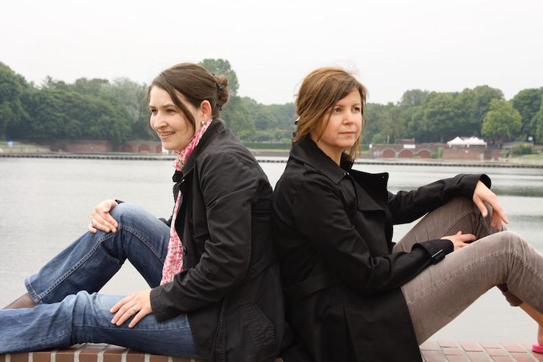 Dream-Team bei Hilfe Daheim seit 16 Jahren: Anika und Nicole. Foto: Hilfe Daheim