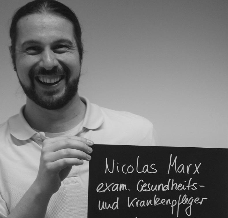 Nico ist seit 2019 bei Hilfe Daheim mit dabei. Foto: A. Gatz